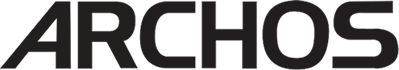 logotype of the archos brand