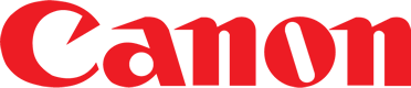 logotype of the canon brand