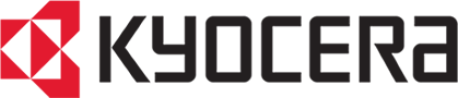 logotype of the kyocera brand