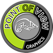 logotype of the point of view brand