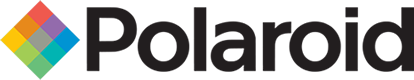 logotype of the polaroid brand