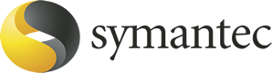 logotype of the symantec brand