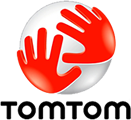 logotype of the tomtom brand